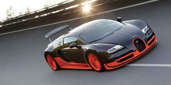 Bugatti Veyron 16.4 Super Sport