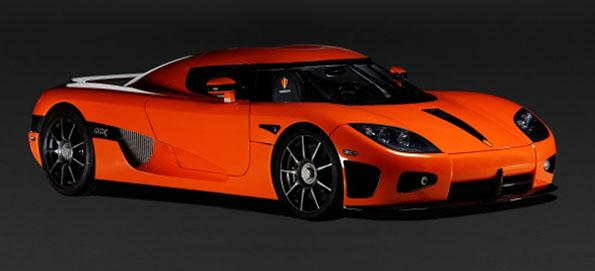 Top Info Update Top 10 Fastest Cars for 2010  2011