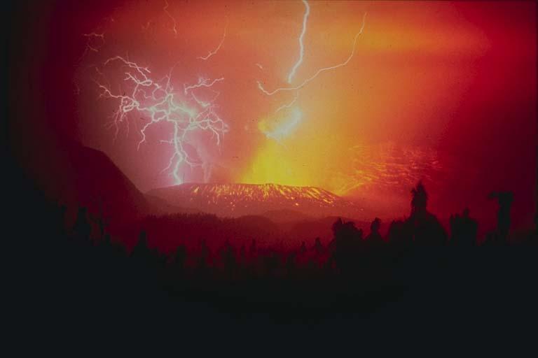 galunggung-eruption