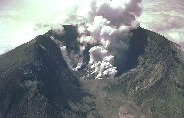 volcano-tambora