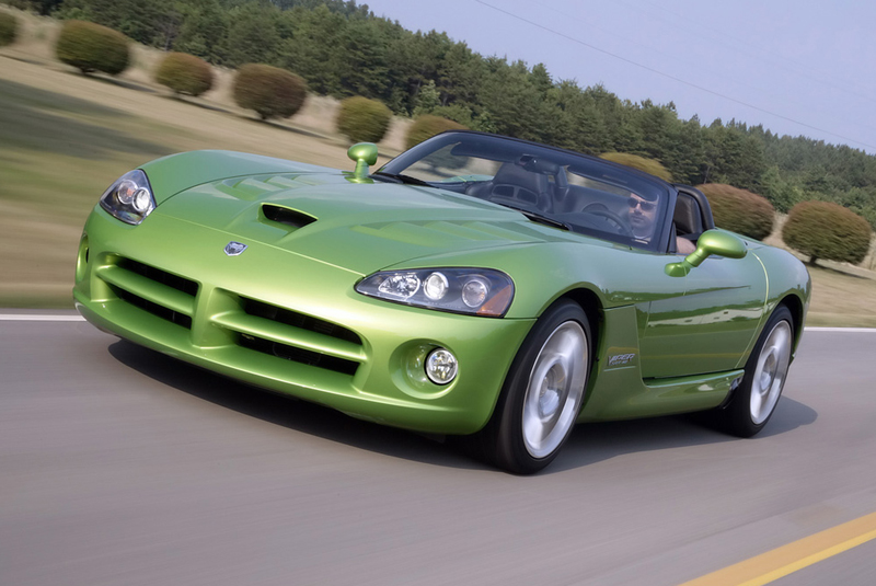 2009 Dodge Viper SRT10 Roadster