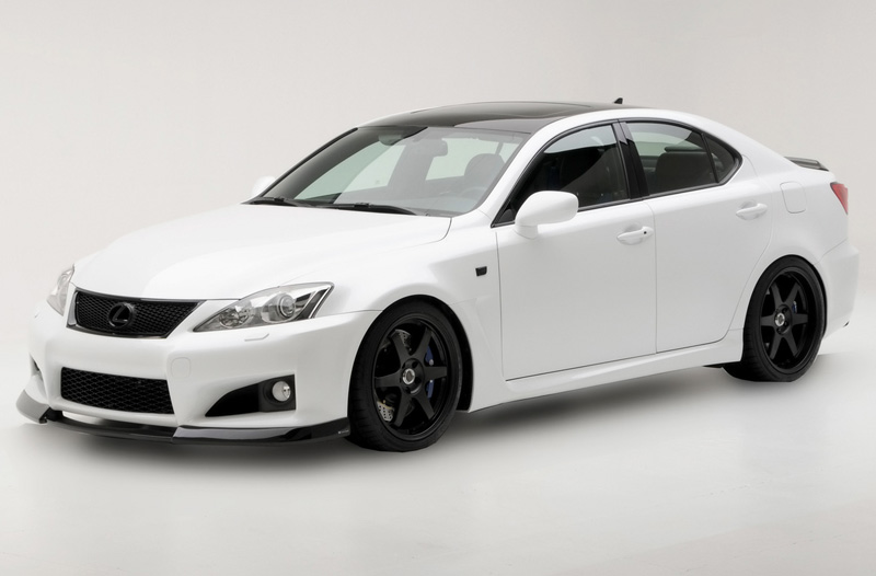 Lexus Is. 2009-lexus-is-f