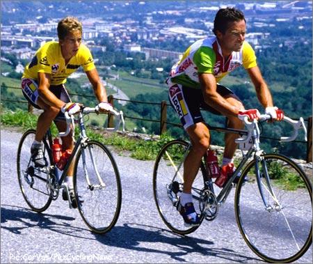 Hinault LeMond