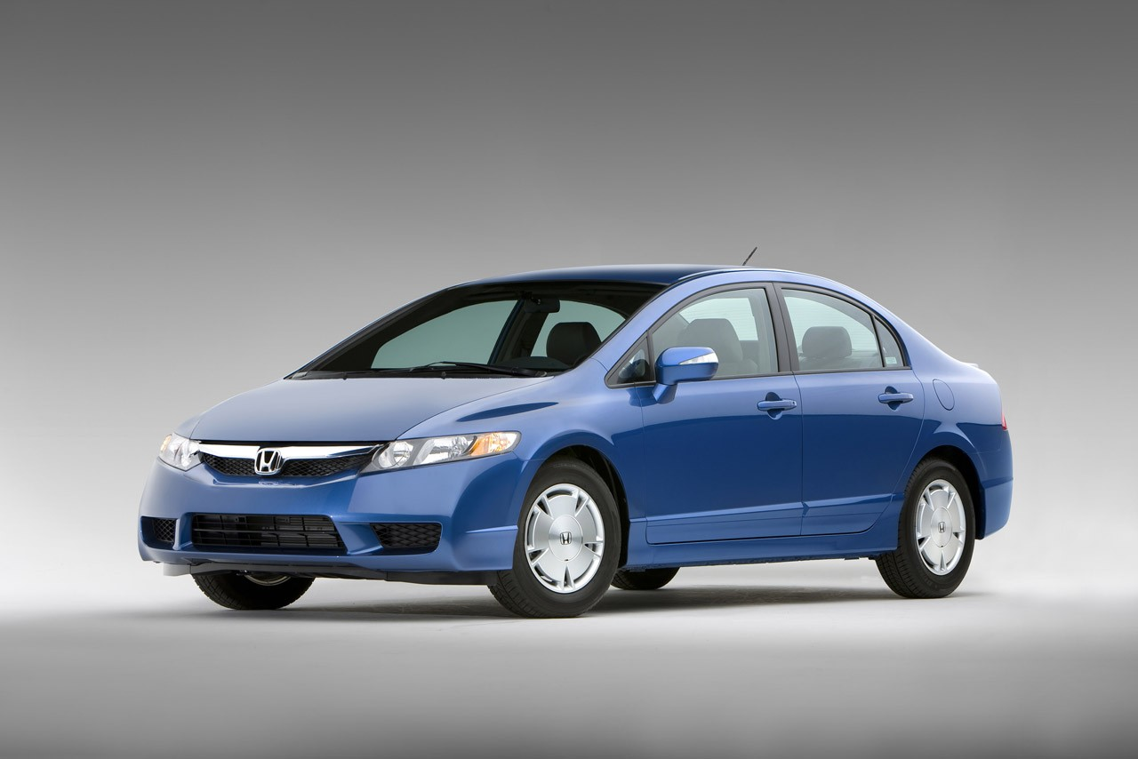Honda-Civic-Hybrid