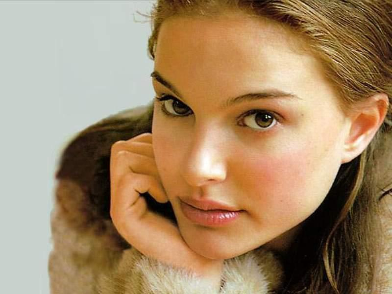 Natalie Portman – is an Israeli American actress, who's real name is Natalie