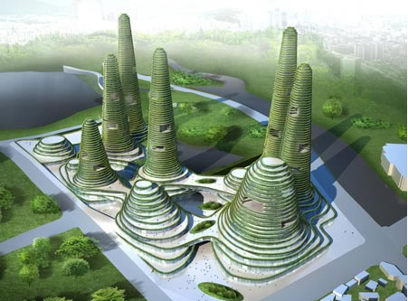 Greenest World Cities