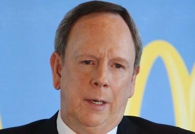 James Skinner McDonalds