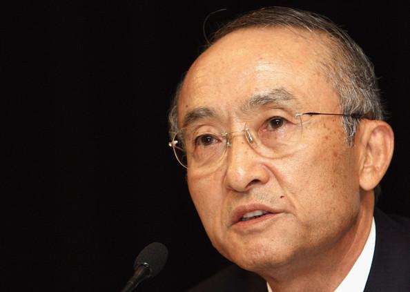 Katsuaki Watanabe Toyota
