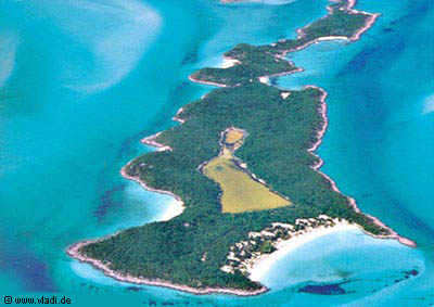 Little Halls Pond Cay Johnny Depp