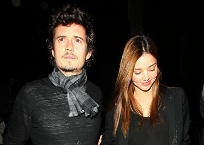 orlando bloom and miranda kerr. Miranda Kerr Orlando Bloom 6.