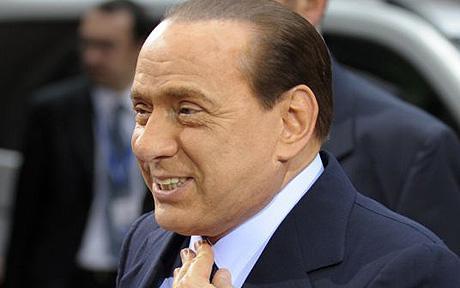 Prime Minister Silvio Berlusconi Scandals