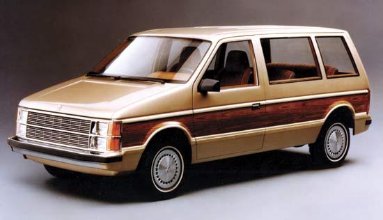 drive a minivan