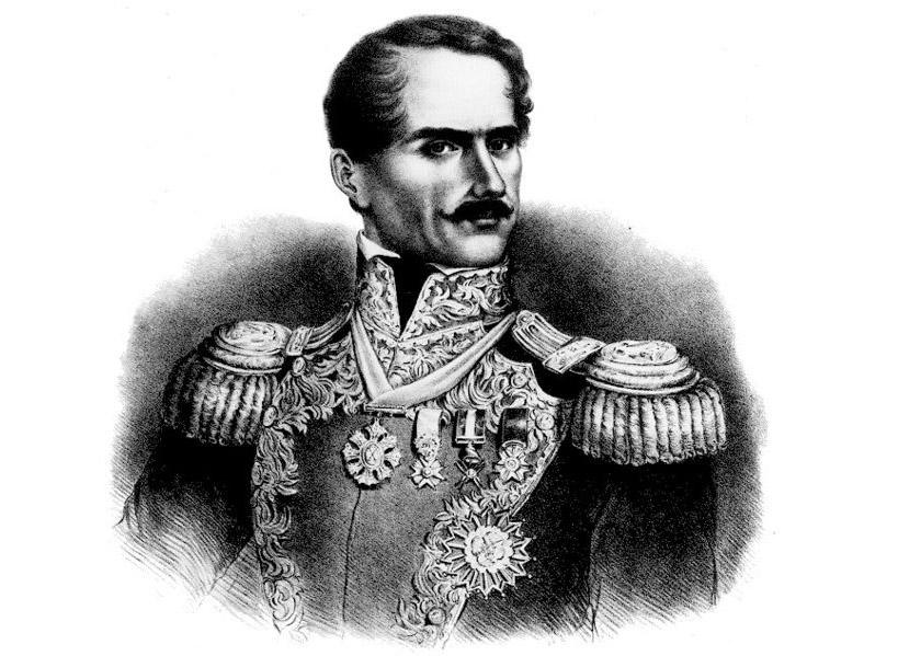 Antonio Lopez de Santa. Anna