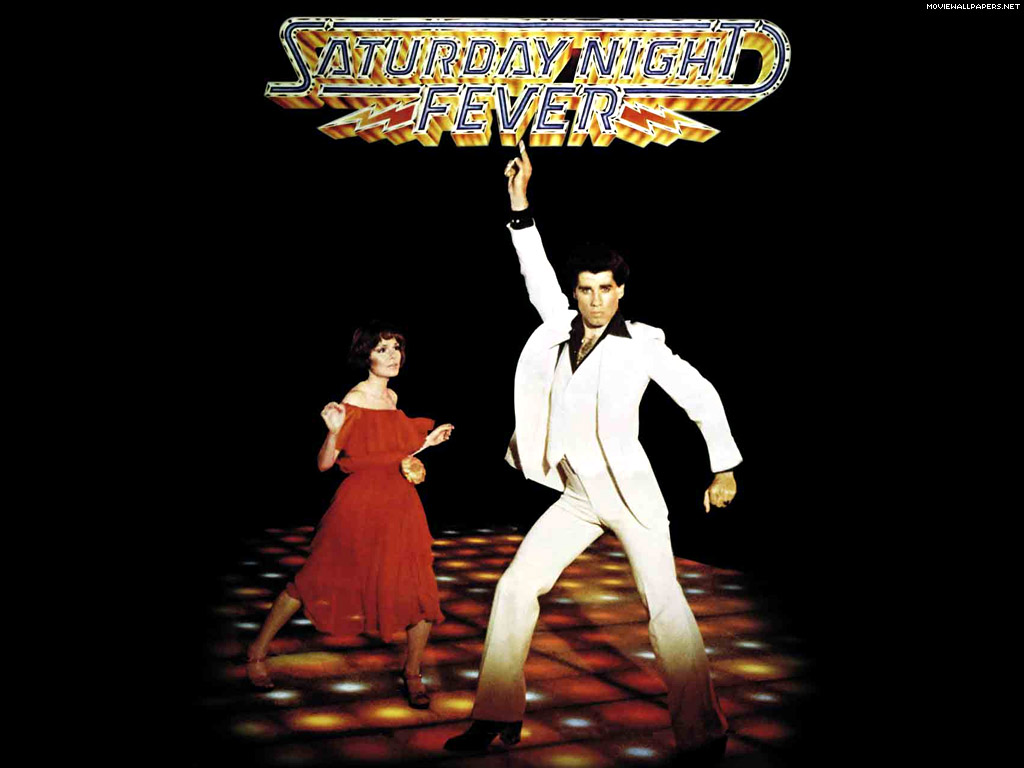 BeeGees Saturday Night Fever