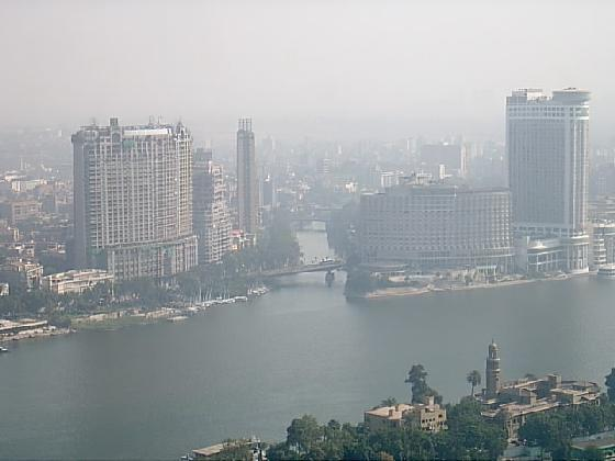 Cairo Egypt  Pollution