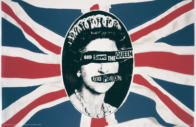 God Save the Queen The Sex Pistols