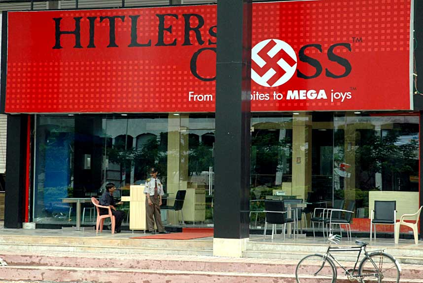 Hitler's Cross Cafe