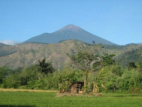 Java Sumatra Mountain Ranges