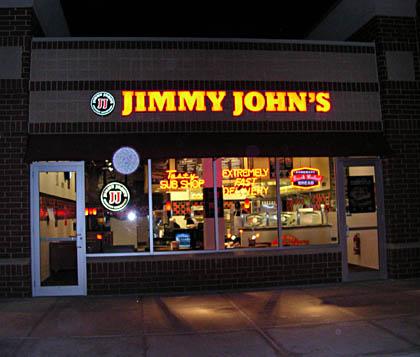 Jimmy Johns Gourmet Sandwich Shops