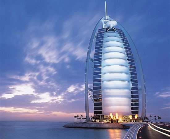 The Burj Al-Arab