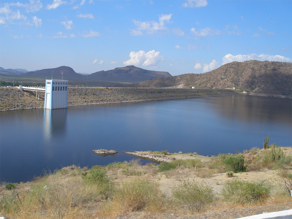 Alvaro Obregon Dam