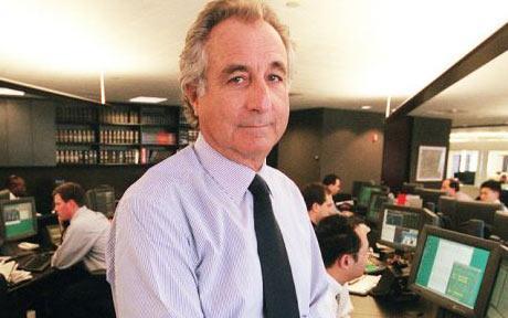Beranard Madoff – 2008