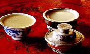 Butter Tea Tibetan