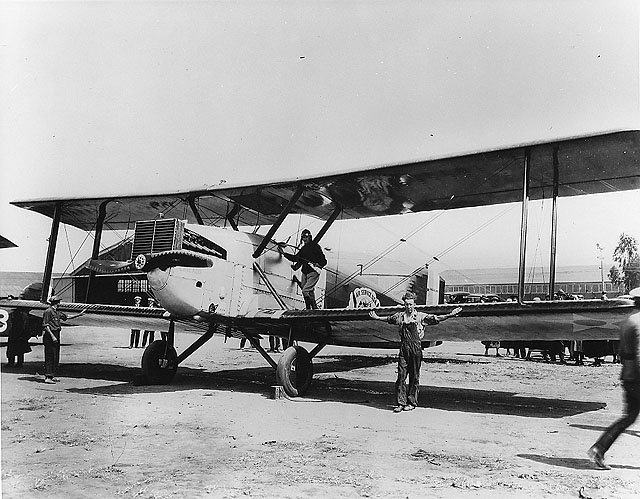 First Flight around the World - 1924