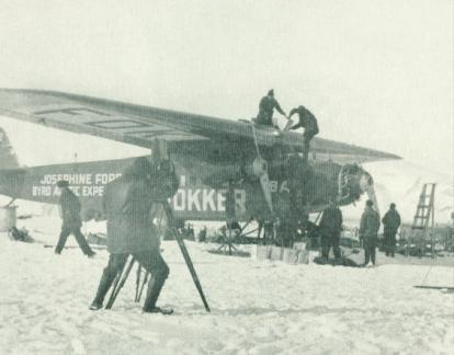 First Flight over the North Pole - 1926