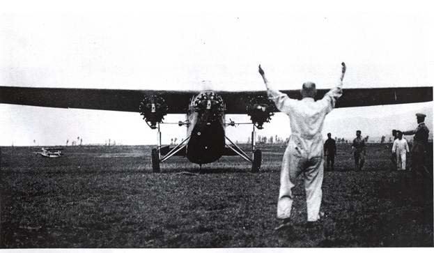First Trans-Pacific Flight - 1928