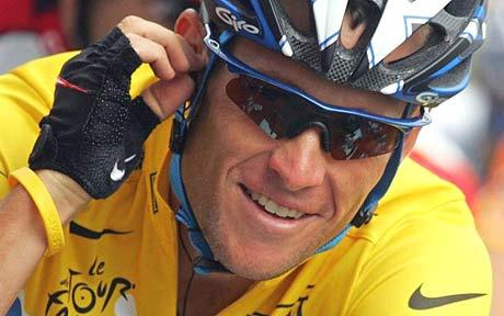 Lance Armstrong 7 Times Tour De France Winner