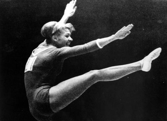 Larissa Semyonovna Latynina