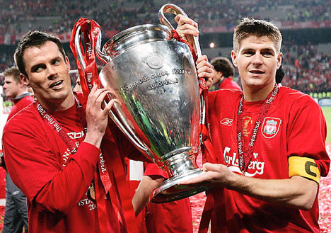 Liverpool vs A.C Milan  2005
