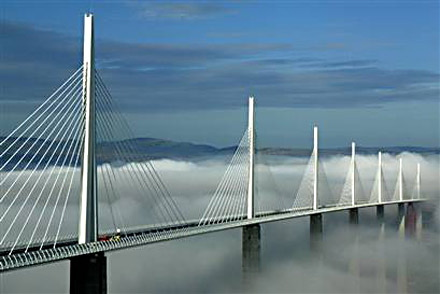 Millau Bridge France