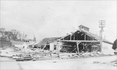 New Orleans Unnamed Hurricane 1915