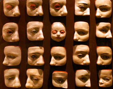 Preserved Human Heads