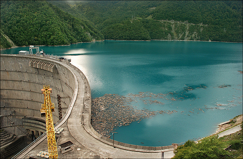 The Inguri Dam