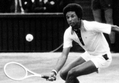 Arthur Ashe – Tennis