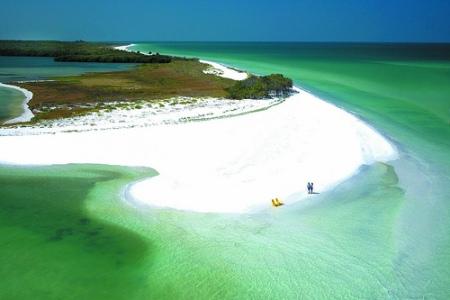 Caladesi Island State Park Florida