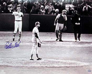 Carlton Fisk Boston Red Sox 1975 Game 6