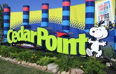 Cedar Point Sandusky