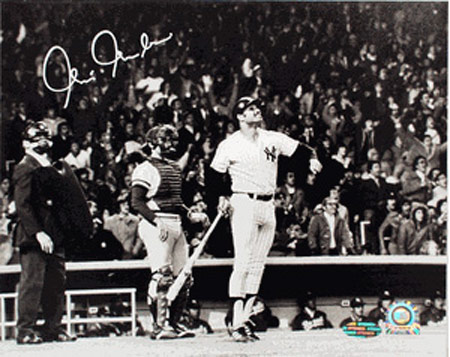 Chris Chambliss New York Yankees1976 Game 5
