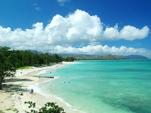 Kailua Beach Hawaii