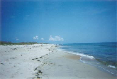 Ocracoke Island North Carolina