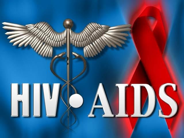de hiv aids .