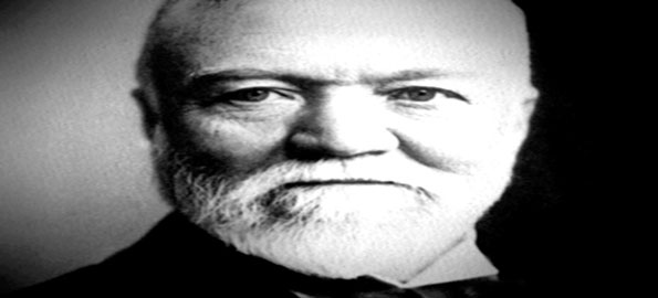 andrew carnegie influence on the future