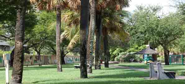 Bark Park at Snyder Park, Fort Lauderdale, FL
