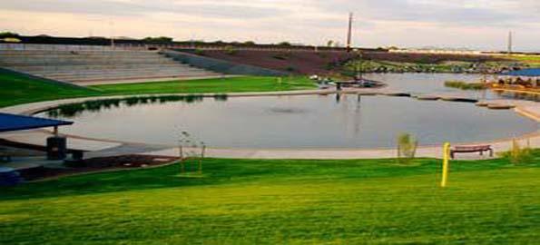 Cosmo Dog Park, Gilbert AZ