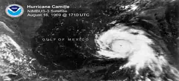 Hurricane Camille