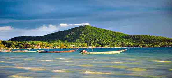 Koh Tai Island, Thailand